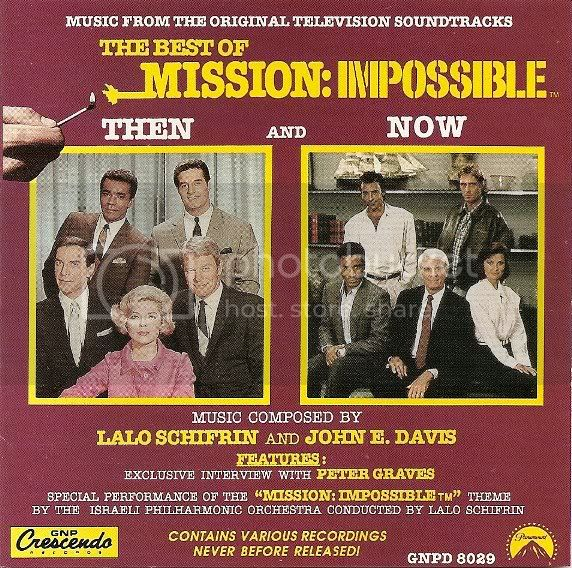 Best of Mission Impossible photo LaloSchifrin_BestOfMission_ImpossibleThenAndNow.jpg