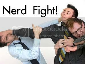 Nerd Fight Pictures, Images and Photos